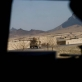 A view from the window of an armored personnel carrier driven by soldiers of 2 - 508, 82nd Airborne Division. Kate Holt.