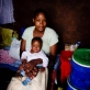 Zainabu, who dropped out of secondary school after becoming pregnant, poses for photographs. Kate Holt.