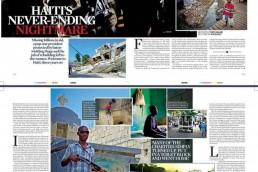 Haiti The Lost Billions