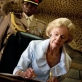Quentin Bryce, the Governor General of Australia, signs the visitors book upon her arrival. Kate Holt.