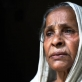 Shunda Bala is around 70 years old and nearly blind. Two of her sons have immigrated to India to work. Kate Holt.