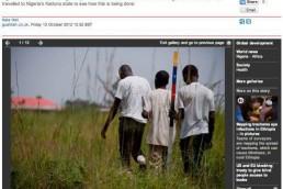 Tackling River Blindness
