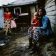 A house in Goma where five women and their children live. Kate Holt.