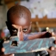 A young boy from the Street children program in Goma that Don Bosco supports. Kate Holt.