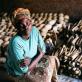 Dancilla Nyirabasungu, Nytarama Church. Kate Holt.