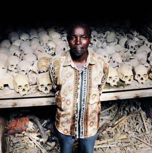 Rwema Epimagu, Nyamati Church. Kate Holt.