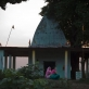 Women sit outside a local temple in Ranchi, India Friday, May 30, 2014. Kate Holt.