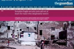 Somalia's fragile security