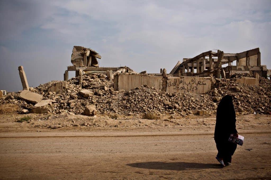 IRAQ – WARCHILD