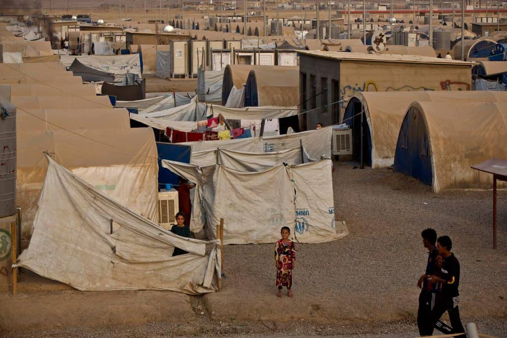 IRAQ – WARCHILD