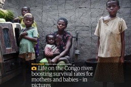 Life on the Congo river