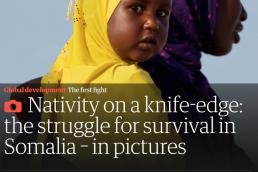 Nativity on a knife-edge