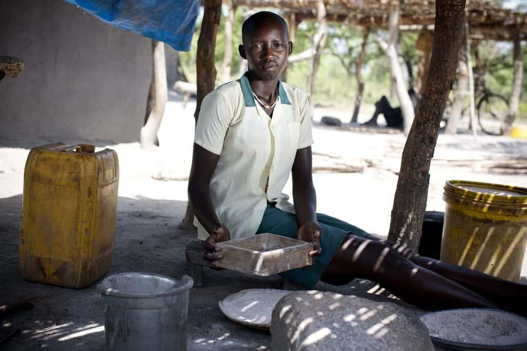 SOUTH SUDAN_PLAN_TEENAGE GIRLS